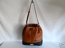Michael Kors Leather Jules Large Convertible in Luggage/Brown