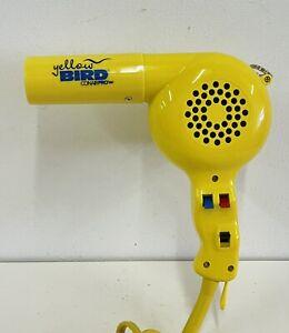 Yellow Bird Conair YB075W Professional Hair Blow Dryer