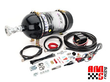 Zex Blackout Wet Universal Nitrous Oxide Kit for 4 & 6 Cylinder EFI Engines