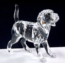 BEAGLE PUPPY DOG CLEAR CRYSTAL 2016 SWAROVSKI CYSTAL #5135917