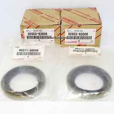NEW OEM TOYOTA Supra TWO FRONT WHEEL BEARINGS w/ SEALS 90903-63006 & 90311-50008