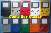 REPLACEMENT SHELL Nintendo Game Boy classic housing DMG Glass Plastic PICK COLOR