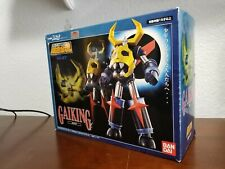 SOUL OF CHOGOKIN GX-27 GAIKING MIB US SELLER!