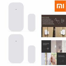 2x Xiaomi Aqara ZigBee Wireless Window Door Sensor Motion Home Security Detector