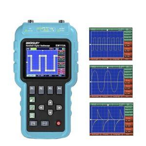 3 in1 Digital Oscilloscope 50MHz Signal Generator 6000counts Multimeter 200Msa/s