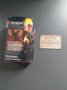 Planeswalker Deck - CHANDRA - Core 2020 - Magic the Gathering MTG - SEALED