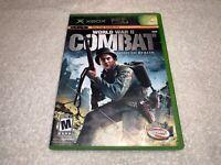 World War II Combat: Road to Berlin (Microsoft Xbox, 2006) Complete Excellent!