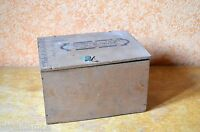Caja Publicitario Farmacia 19è Agua De Melisse De Carmes Prosper Dumont París