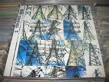 RARE 3 Colours Red LP Revolt UK CRELP227 SONY INDIE ALT POWERPOP PUNK ROCK NM