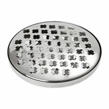 More details for round drip tray stainless steel professional bar ware drink tray 15cm b3507