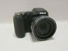 Nikon Coolpix L810 16.1MP 26X Zoom Digital Point and Shoot Camera AS-IS