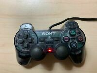 Official SONY PLAYSTATION 2 Clear Smoke Dual Shock 2 Controller PS2