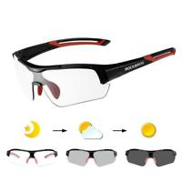 Sunglasses MTB Photochromic Outdoor Sports Bike Cycling Bicycle Eyewear Goggles