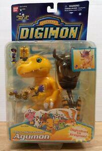 Digimon Deluxe Micro Playset Agumon Bandai 2000 012021DBT3