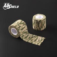 AA Shield Outdoor Camping Camo Bandage Military Rifle Covert Tape/Gun GRASS