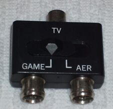 STANDARD GAMING MACHINES - T.V. ANTENNA SPLITTER - USED CONDITION