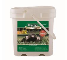 24 Lb Mole Vole Gopher Repellent Pail Ground Burrowing Non Toxic Oils Granular