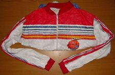 Olimpiadi Merchandise OLYMPIA MUNDIAL 1982 Giacca Giacca Bambini pubblicità con loghi