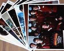 STAR TREK THE WRATH OF KHAN 1982 ORIGINAL SET OF 8 LOBBY CARDS