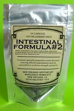 Intestinal Formula #2 Capsules(SUPER COLON CLEANSE*DETOX*WEIGHT LOSS*NO FILLERS)