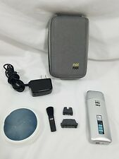 No! No! Hair Removal System With Case & Accessories- Silver Tested
