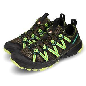 Merrell Choprock Dusty Olive Black Men Outdoors Trail Hiking Water Shoes J48695