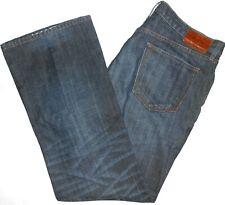 35x30 Banana Republic 'Boot Fit' Blue Jeans 100% Cotton Men's Boot Cut Denim