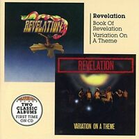 NEW Book Of Revelation + Variation On A Theme (Audio CD)
