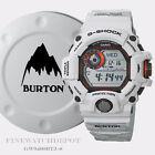 Authentic Casio G-Shock Men's Rangeman Burton White Digital Watch GW9400BTJ-8