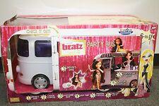 MGA Toys Bratz The Movie Party Bus NEW IN BOX SJ 25G