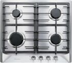 Miele KM 360 G Stainless Steel 30 in. Gas Gas Cooktop photo