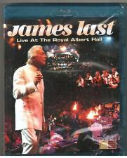 BLU-RAY JAMES LAST LIVE AT THE ROYAL ALBERT HALL New & Sealed