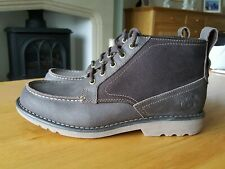 MEN'S TIMBERLAND EARTHKEEPERS BROWN BOOTS - SIZE 7.5 (EU 41.5) - BNWB