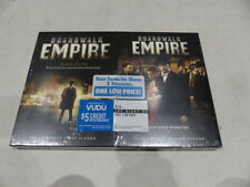 BOARDWALK EMPIRE: THE COMPLETE FIRST AND SECOND SEASONS (1 & 2) DVD SET NEW