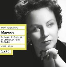 Tchaikovsky / Olivero / Christoff / Perlea - Mazeppa [New CD]