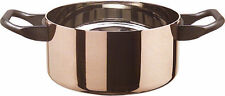 Alessi Officina - 90101/16 La Cintura di Orione Casserole 18/10 S/S & copper