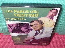LOS PASOS DEL DESTINO - GLENN FORD - RALPH NELSON - dvd