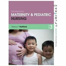 Introductory Maternity And Pediatric Nursing   by Nancy T Hatfield M' Bsn used