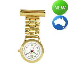 Nurse FOB Watch Classic - Gold