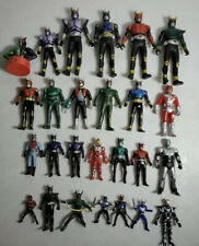 Vintage Masked Rider Kamen Rider Lot Of Figures Sofubi Bandai 26 total