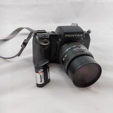 Pentax SF10 35mm SLR Film Camera with Kenko 58mm and Takumar AF 28-80mm