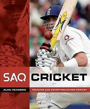 Very Good, Speed, Agility and Quickness For Cricket, Pearson, Alan, Book