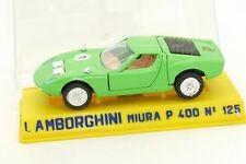 JOAL 1/43 LAMBORGHINI MIURA P400 #125 AVEC SA BOITE