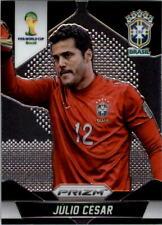 2014 Panini Prizm World Cup #104 Julio Cesar - Brazil - Base Card