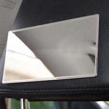 15cm x 8cm Stainless Steel Car Makeup Mirror Sun Visor Mirror Sun Shading Mirror