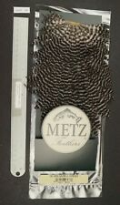 New Metz #1 Hen Grizzly Saddle Fly Tying/Crafts Lot-SF 300