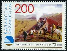2006.Kazakhstan.75th anniv. of TurkSib (Railway).Sc.512. MNH