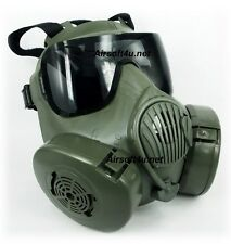 ZUJZHE M50 Full Face Fan Airsoft Mask - OD
