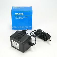 Casio AD-A60024 AC Adaptor 6V 240mA Power Supply For Casio Printing Calculators