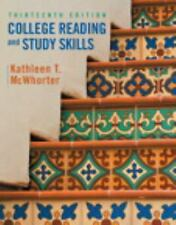 College Reading and Study Skills by Kathleen T. McWhorter and Brette M. Sember (